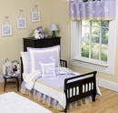 Purple Dragonfly Dreams Toddler Bedding Set