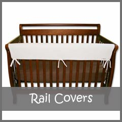 Rail Covers for Cribs