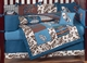 Surf Board Blue Boys Tropical Hawaiian Baby Bedding - 9 Piece Crib Set
