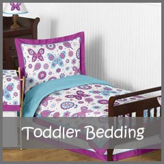 Toddler Bedding Sets by Sweet Jojo Designs