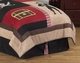 Treasure Cove Pirate Bedding - Kids Bedding Twin 4 Piece Set