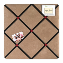 Treasure Cove Pirate Collection Fabric Memo Board