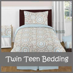 Twin Teen Bedding