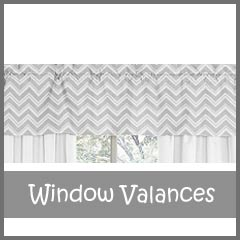 Window Valances by Sweet Jojo Designs