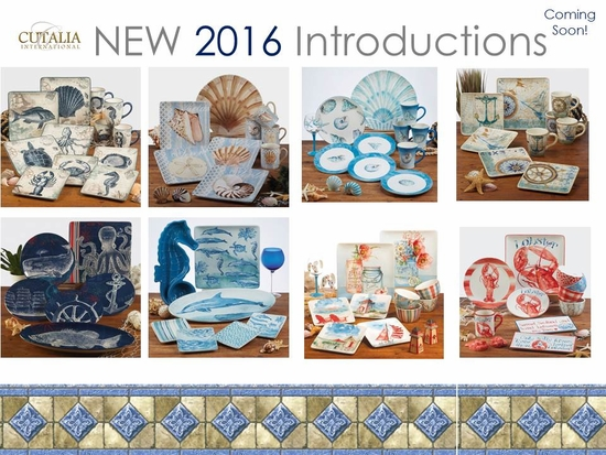 Coastal Tabletop Collection-Coming Soon