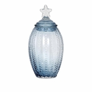 Conch Large Glass Canister