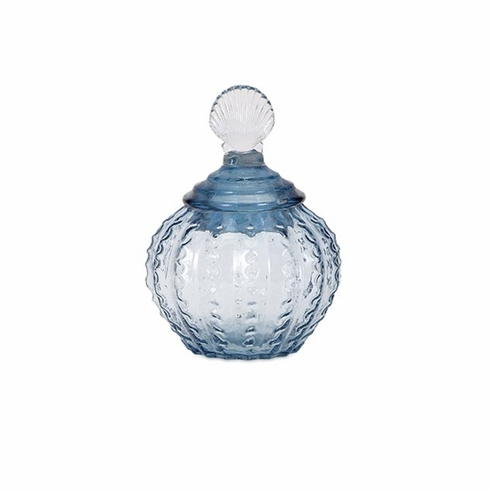 Conch Small Glass Canister