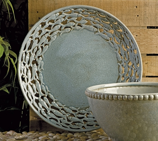 Cutwork Fish Charger