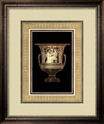 Etruscan Earthenware IV by Henry Moses