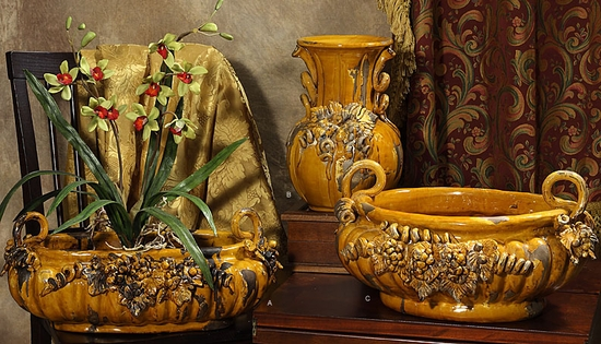 Medici Collection Italian Ceramic Collection by INTRADAItaly