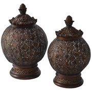 Napal Canisters - Set of 2