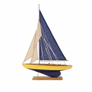 Sea Coast Sailboat