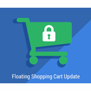 Floating Shopping Cart Update