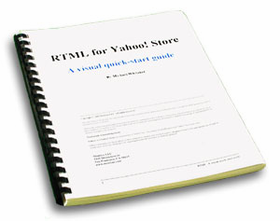 RTML for Yahoo! Store (eBook) - Click to enlarge