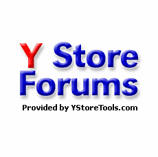 Yahoo! Store Forums