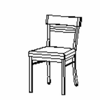 Amisco 30442 Ronny chair