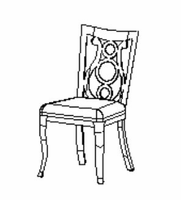 Amisco 30558 Harp chair