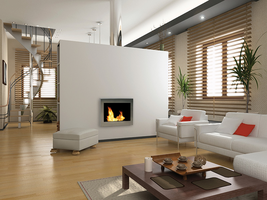Bio Ethanol Fireplace - Anywhere Fireplace
