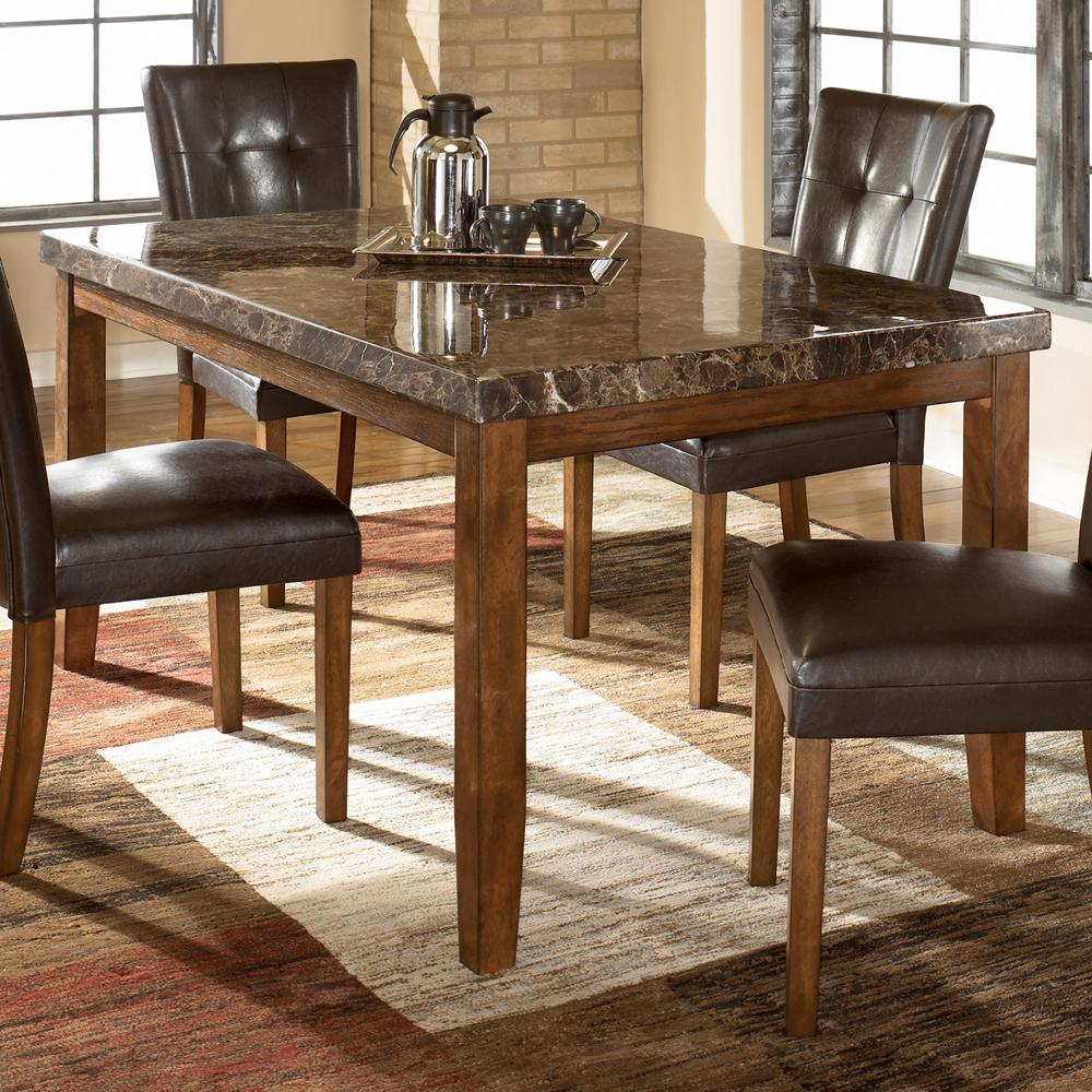 Ashley D328 25 Lacey Rectangular Dining Room Table