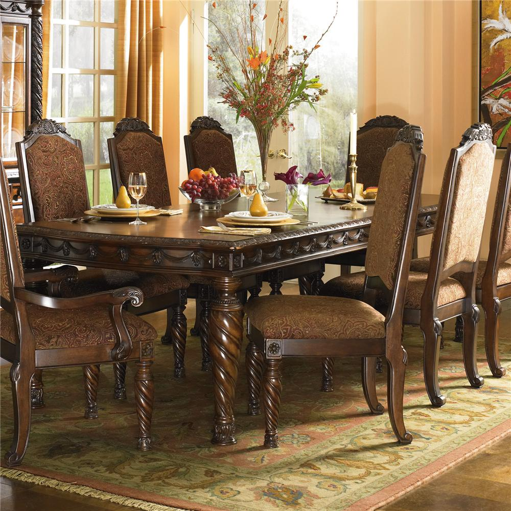 ashley furniture dining room tables and sets living room by rachael