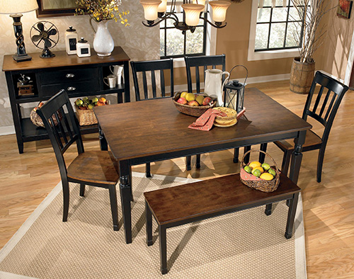 Wonderful Ashley Owingsville Dining Set 500 x 394 · 144 kB · jpeg