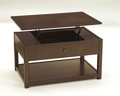 Ashley T477 9 Marion Lift Top Cocktail Table