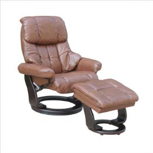 Benchmaster Verona Line Nicholas Leather Recliner
