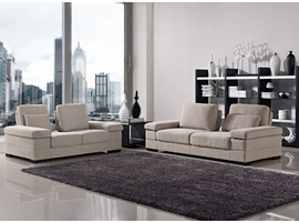 creative furniture leather fabric living room