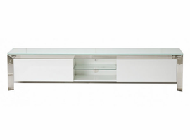 Creative Furniture Vanda TV Stand White