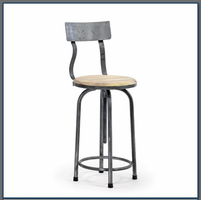 Danish Swivel Stool