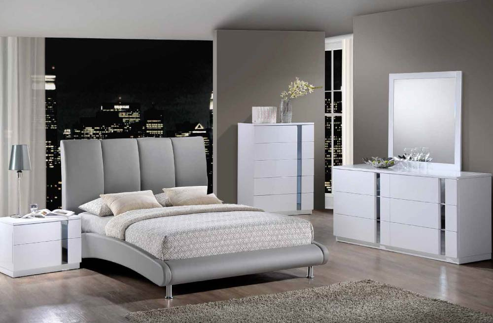 bedroom sets global furniture 8272 gr jody grey jody bedroom set