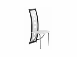 Global Furniture Black / White Dining Chair