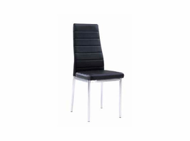 Global Furniture D140DC Black Dining Chair