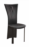 Global Furniture D1513DC-BL Casual Black Dining Chair