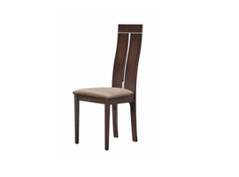 Global Furniture D2403DC Dark Walnut Dining Chair