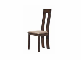 Global Furniture D2421DC Dark Walnut Dining Chair