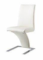 Global Furniture D88DC-WH Beige Dining Chair