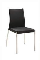 Global Furniture DB841DC-BL Casual Black Dining Chair
