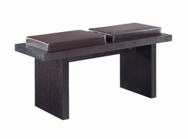 Global Furniture DG020BN Dining Bench