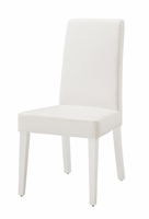 Global Furniture DG020DC-WH White Dining Chair