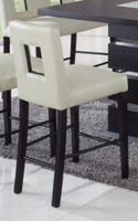 Global Furniture DG072BS-BEI Beige Barstool