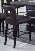Global Furniture DG072BS-BR Brown Barstool