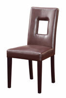 Global Furniture DG072DC-BR Brown Dining Chair