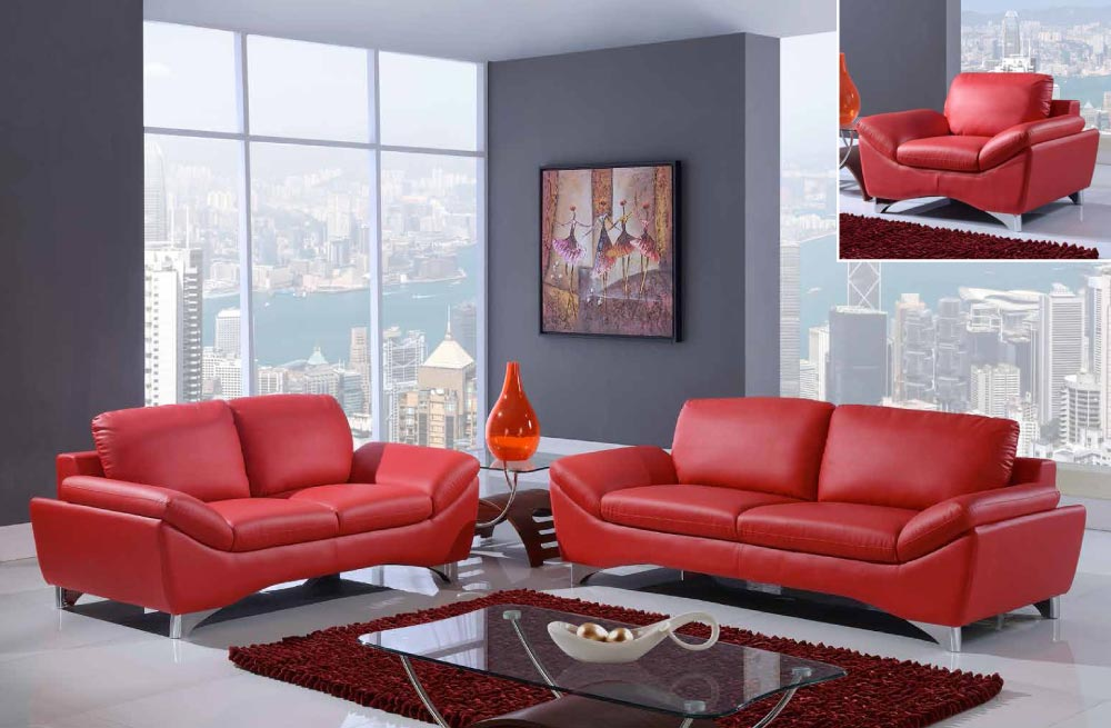 Wonderful Red Leather Living Room Furniture 1000 x 655 · 89 kB · jpeg