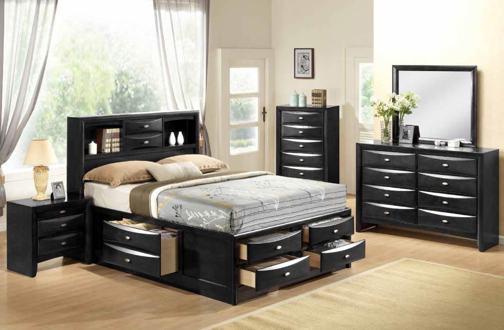 Home > Contemporary Beds & Platforms > Global Furniture Bedroom Sets ...