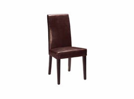 Global Furniture Wenge / Brown Dining Chair