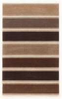Graham - Dusk Contemporary Grey/Brown Medium Rug