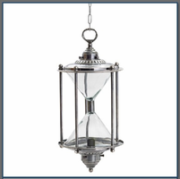 Hanging Hourglass Light