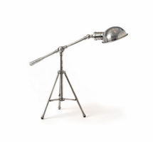 Industrial Finish Steel Tri-pod Lamp