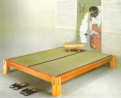 Japanese Bed Tatami Bed By Miwa Furniture In Virginia , Washington DC & Maryland